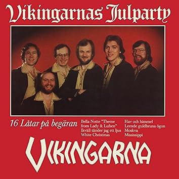 Vikingarnas julparty