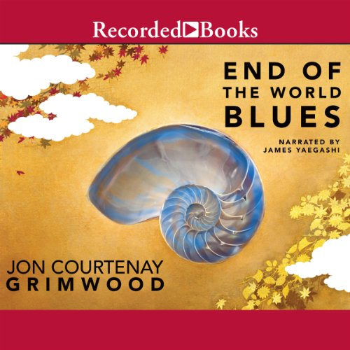 End of the World Blues audiobook cover art