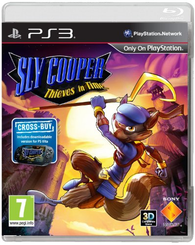 Sly Cooper : Thieves in time [import anglais]