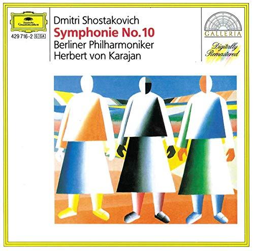 Chostakovitch : Symphonie n° 10