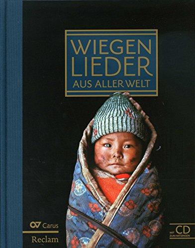 Wiegenlieder aus aller Welt - arrangiert für Liederbuch - mit CD [Noten / Sheetmusic]