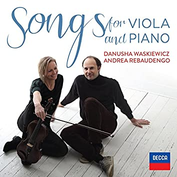 Songs For Viola And Piano