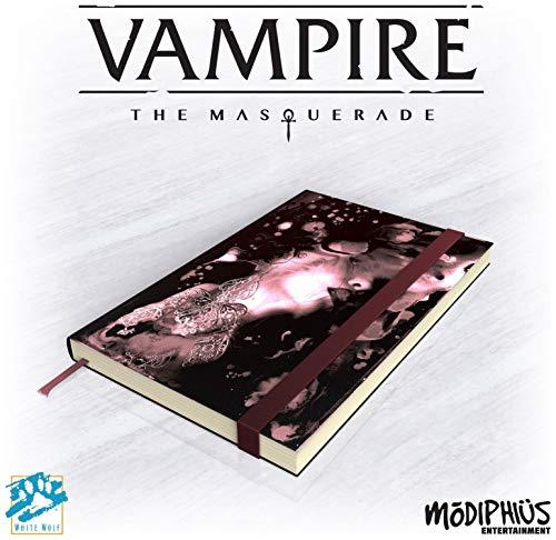 Vampire - The Masquerade Notebook