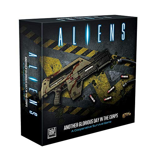 Preisvergleich Produktbild Gale Force Nine ALI01 - Aliens: Another Glorious Day In The Corps