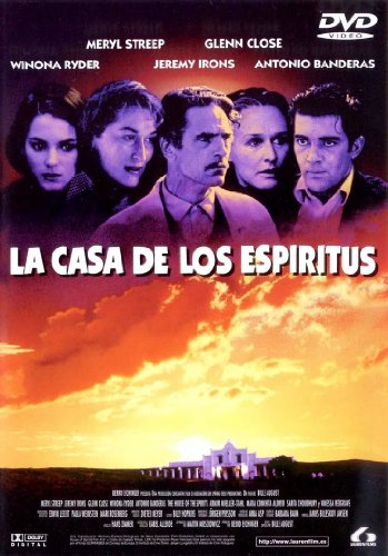 La Casa De Los Espiritus [DVD]