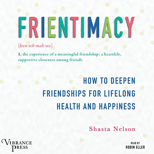 Frientimacy audiobook cover art