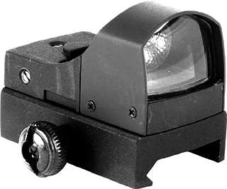 Punto Rosso Visiera per Fucile Aria Compressa Softair 1x33 Leuchtabsehen Schiene