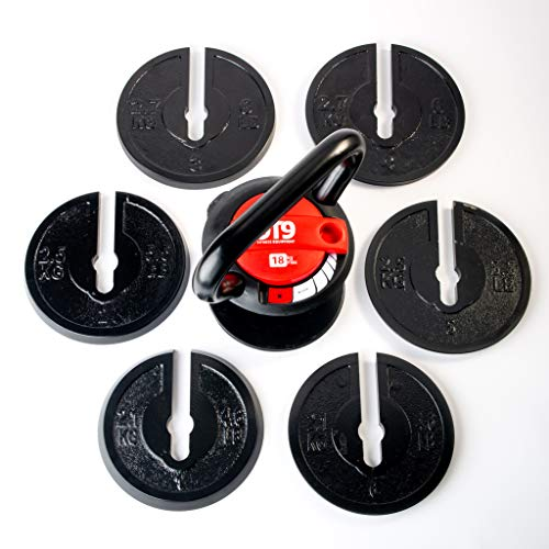 9T9 Fitness 18KG Adjustable Kettlebell