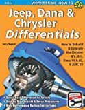 Jeep, Dana & Chrysler Differentials: How to Rebuild the 8-1/4, 8-3/4, Dana 44 & 60 & AMC 20 (Workbench How-to)