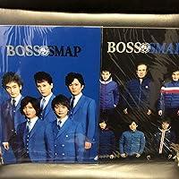 BOSS SMAP スマップ オリジナルクリアファイル 2種2枚セット