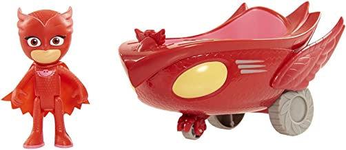 PJ Masks Vehicle - Owlette & Owl Glider