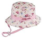 Millymook Girls Cotton Sun Hat