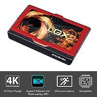 Pass-Through 4K: Profitez de vos jeux 4K tout en enregistrant en 1080p60. Très Faible Latence: Streamez en enregistrez vos vidéos sans compression et en 1080p60 sans ressentir de latence. Personnalisation: Personnalisez votre LGX2 grce au logiciel de...