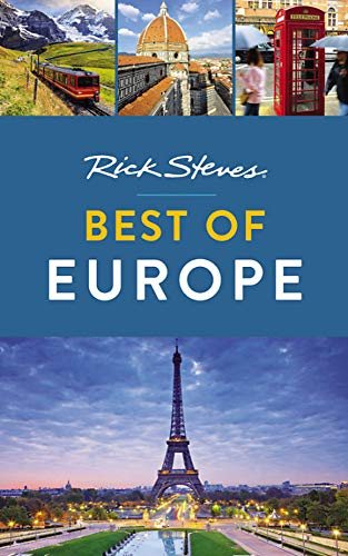 Best Europe Travel Books