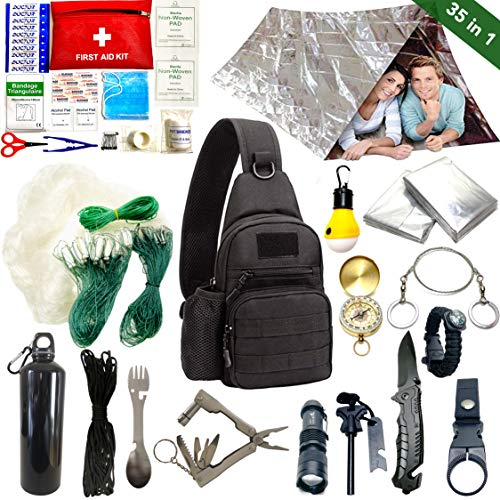 GO Safely Professional Emergency Survival kit