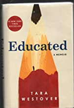 [by Tara Westover Educated][Educated Hardcover]