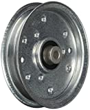 MaxPower 332511B Flat Idler Pulley for MTD/Cub Cadet/Troy-Bilt, Replaces 956-04129, 753-08171, 756-04129 and Many Others