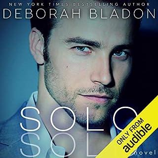SOLO audiobook cover art