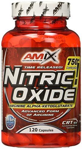 AMIX Nitric Oxide 0.2, 200 g, 120 Caps