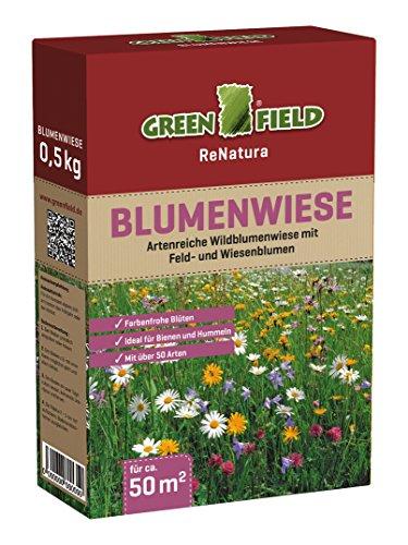 Greenfield 63205 Blumenwiese, 500 g