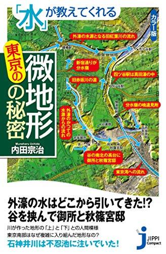 カラー版 「水」が教えてくれる東京の微地形の秘密 (じっぴコンパクト新書)の詳細を見る