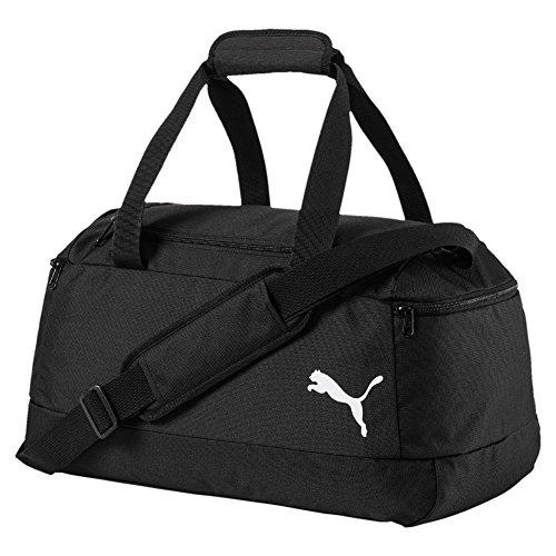 Puma Sporttasche, 63x 31x 29cm, 54Liter, schwarz/weiß