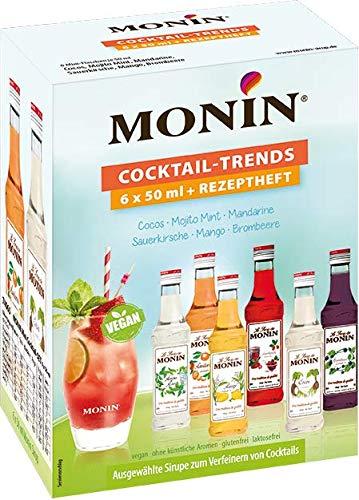 Monin Mini Cocktail Set 6×50 ml