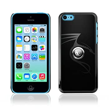 CelebrityCase Polycarbonate Hard Back Case Cover for Apple iPhone 5C   Tribal Dragon