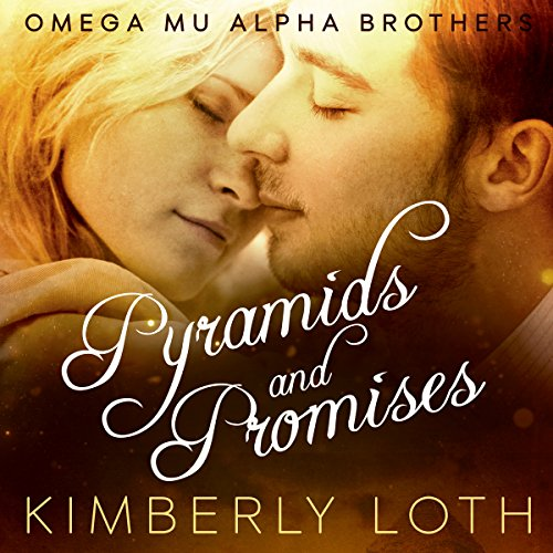 Pyramids and Promises audiobook cover art