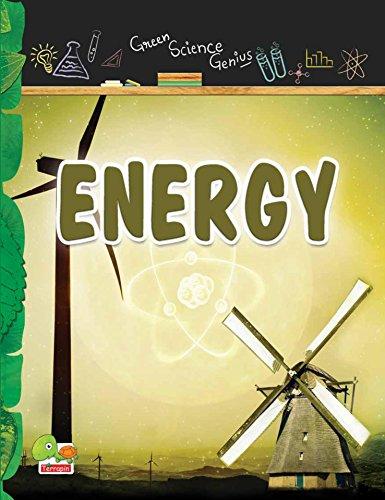 Green Science Genius: Energy (English Edition)