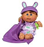 Cabbage Patch Kids Cabbage Patch Kid 12.5 Inch Naptime Baby - Caucasian- Brown Hair Blue Eyes by
