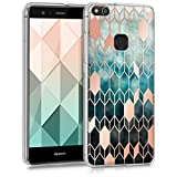 kwmobile Case Compatible with Huawei P10 Lite - TPU Crystal