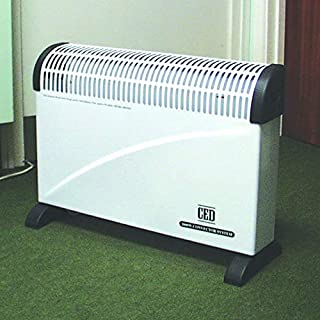 As Direct Ltd TM CED - Calefactor convector (2 kW)