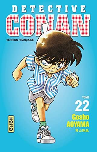 Détective Conan - Tome 22