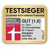 Gillette Venus ComfortGlide Spa Breeze Frauenrasierer mit 3 Rasierklingen - 7