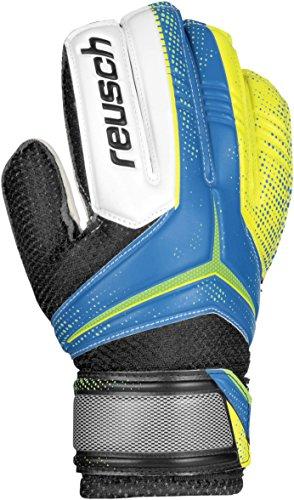 Reusch Soccer Receptor Junior Goalkeeper Glove, 4, Pair