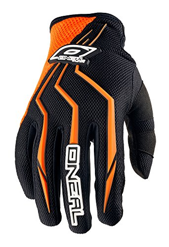 O'Neal Element Kinder Handschuhe Orange MX MTB DH Motocross Enduro Offroad Quad BMX FR, 0390-4, Größe S