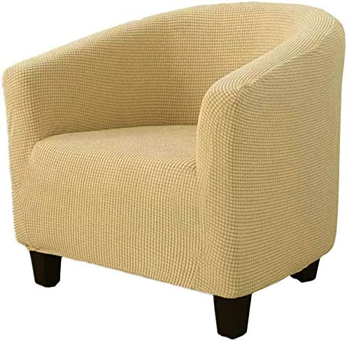 Y J Now on sale Club Chair Slipcover Cha for Sale SALE% OFF High Slipcovers Stretch