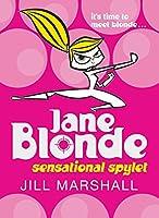 Jane Blonde: Sensational Spylet