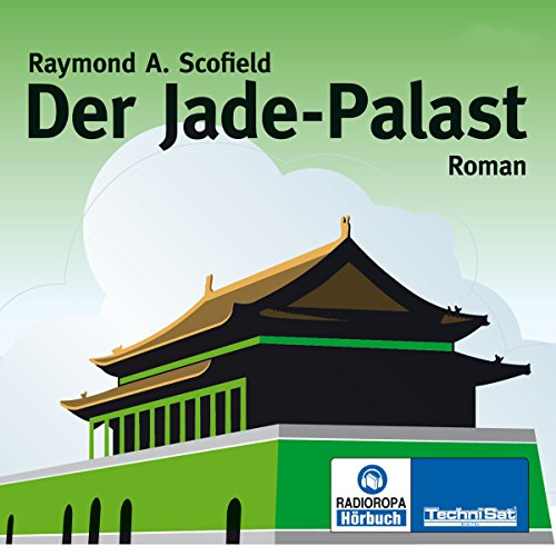 Der Jade-Palast audiobook cover art