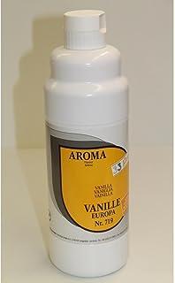 Vanille-Aroma Europa, flüssig, Dreidoppel, No.719, 1 l