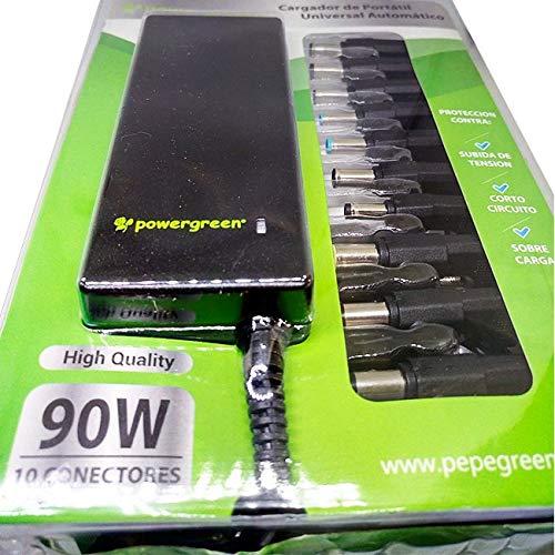 Powergreen UNI-0090-AU Alimentador Universal 90W Automático