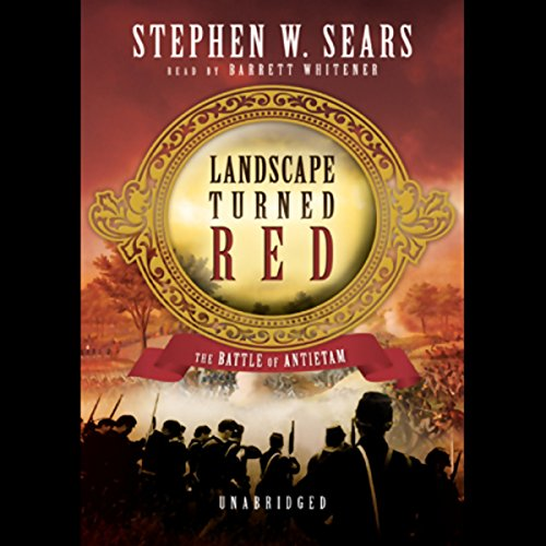 Landscape Turned Red  Audiolibri