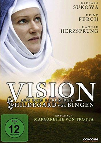 Vision - Aus dem Leben der Hildegard von Bingen [Alemania] [DVD]