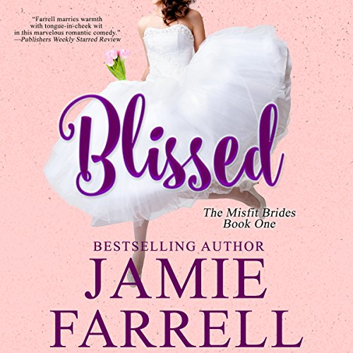 Blissed audiobook cover art