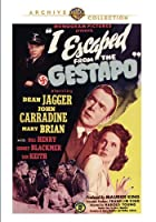 I ESCAPED FROM THE GESTAPO (1943)