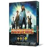 2. Pandemic, juego de mesa y estrategia