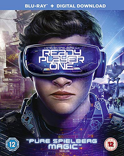 Blu-ray - Ready Player One (1 BLU-RAY)
