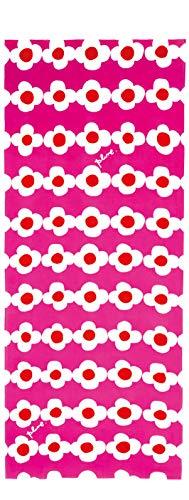 手ぬぐい OHANAピンク 日本製 綿100% 33×90cm タペストリー ギフト