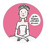 Petit Jour Paris Princes et Princesses Assiette Rose/Blanc